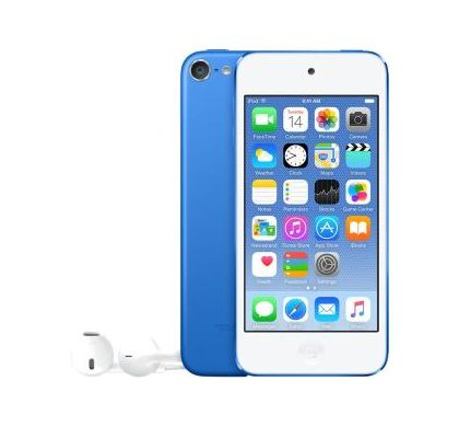APPLE iPod touch 6G 32 GB Blue Flash Portable Media Player