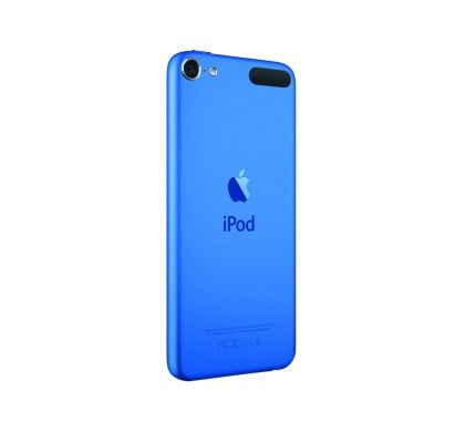 APPLE iPod touch 6G 32 GB Blue Flash Portable Media Player Rear