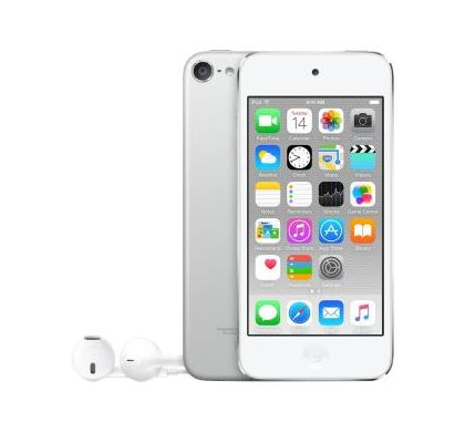 APPLE iPod touch 6G 32 GB White, Silver Flash Portable Media Player