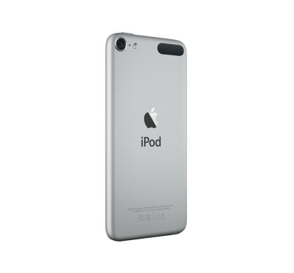 APPLE iPod touch 6G 32 GB White, Silver Flash Portable Media Player Rear