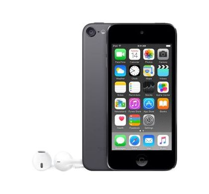 APPLE iPod touch 6G 32 GB Space Gray Flash Portable Media Player