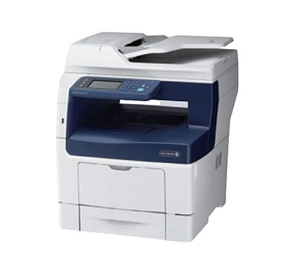 FUJI XEROX DocuPrint M455DF Laser Multifunction Printer - Monochrome - Plain Paper Print - Desktop
