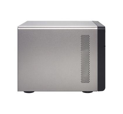 QNAP Turbo vNAS TVS-471 4 x Total Bays NAS Server - Tower Right