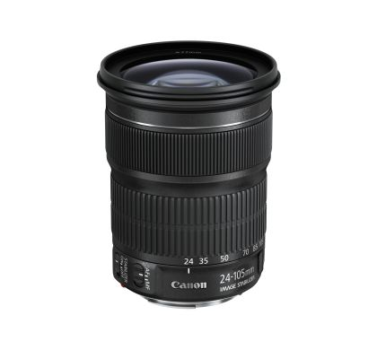 CANON 24 mm - 105 mm f/3.5 - 5.6 Standard Zoom Lens for  EF