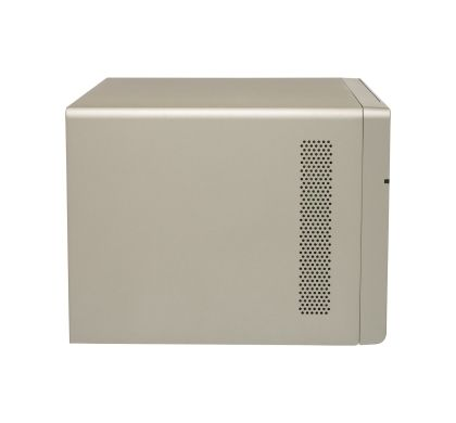 QNAP Turbo vNAS TVS-863 8 x Total Bays NAS Server - Tower Right