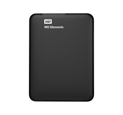"""WESTERN DIGITAL WD Elements WDBU6Y0020BBK 2 TB 2.5"""" External Hard Drive"""