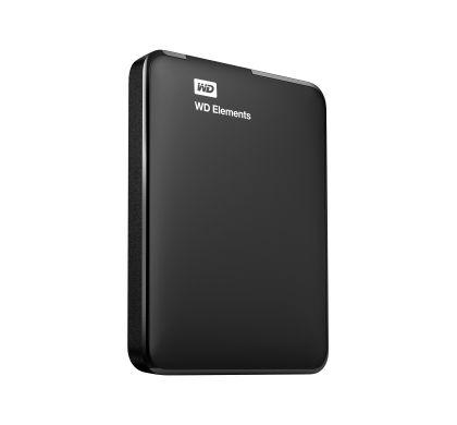 "WESTERN DIGITAL WD Elements WDBUZG0010BBK 1 TB 2.5"" External Hard Drive"