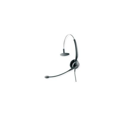 JABRA GN2120 Wired Mono Headset - Over-the-head, Over-the-ear - Semi-open