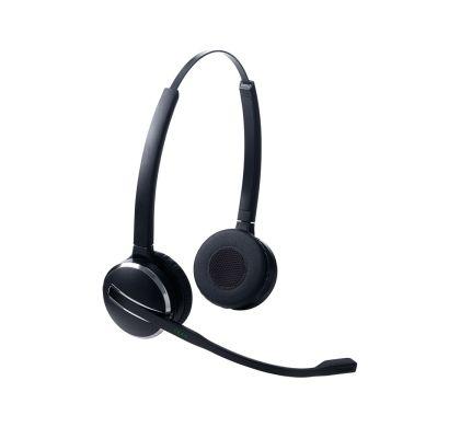 JABRA PRO 9460 Wireless DECT Stereo Headset - Over-the-head - Semi-open RightMaximum