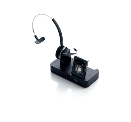 JABRA PRO 9460 Wireless DECT Stereo Headset - Over-the-head - Semi-open FrontMaximum