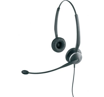 JABRA GN2125 Wired Stereo Headset - Over-the-head - Supra-aural LeftMaximum