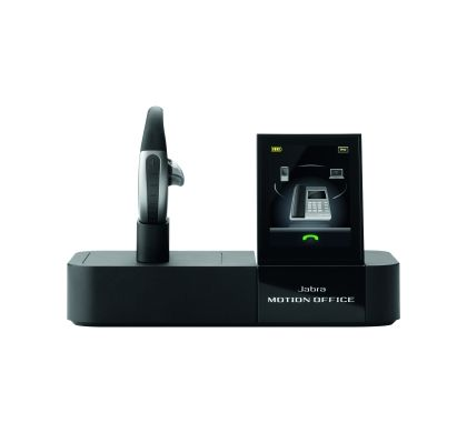 JABRA MOTION Wireless Bluetooth 14.80 mm Mono Earset - Earbud, Over-the-ear - In-ear