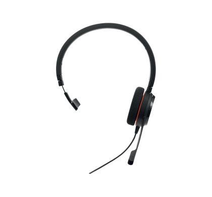 JABRA EVOLVE 20 Wired Mono Headset - Over-the-head - Supra-aural