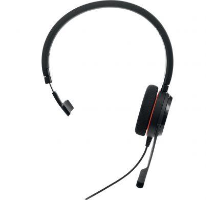 JABRA EVOLVE 20 Wired Mono Headset - Over-the-head - Supra-aural FrontMaximum
