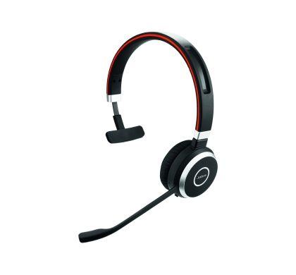 JABRA EVOLVE 65 Wireless Bluetooth Stereo Headset - Over-the-head - Supra-aural