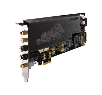 ASUS Essence STX II 7.1 Sound Board - 7.1 Sound Channels - Internal
