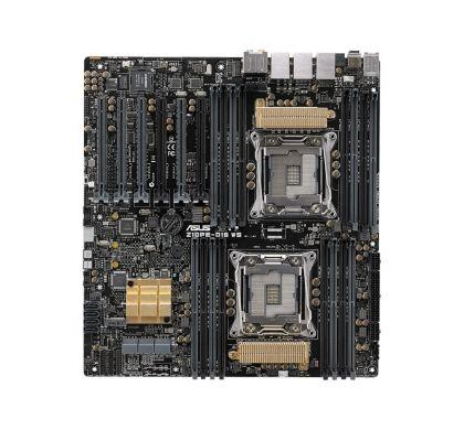 ASUS Z10PE-D16 WS Workstation Motherboard - Intel C612 Chipset - Socket R3 (LGA2011-3)