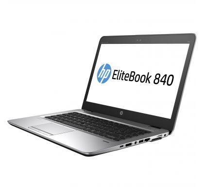 """HP EliteBook 840 G3 35.6 cm (14"""") Notebook - Intel Core i5 i5-6300U Dual-core (2 Core) 2.40 GHz - Black, Silver LeftMaximum"""
