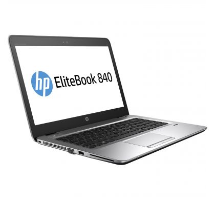 """HP EliteBook 840 G3 35.6 cm (14"""") Notebook - Intel Core i5 i5-6300U Dual-core (2 Core) 2.40 GHz - Black, Silver RightMaximum"""