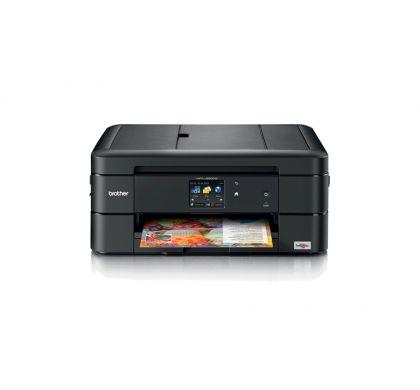 BROTHER MFC-J680DW Inkjet Multifunction Printer - Colour - Photo Print - Desktop