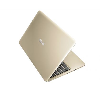 "ASUS VivoBook E200HA-FD0006TS 29.5 cm (11.6"") (Tru2Life) Netbook - Intel Atom x5-Z8300 Quad-core (4 Core) 1.44 GHz - Gold"