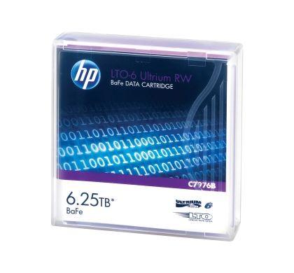 HPE HP Data Cartridge LTO-6 - Labeled - 1 Pack