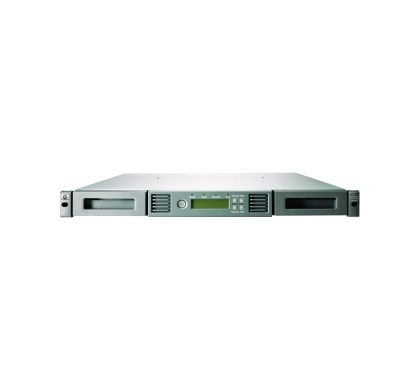 HPE HP Tape Autoloader - 1 x Drive/8 x Cartridge Slot - LTO-5 - 1U - Rack-mountable