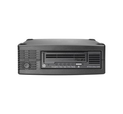 HPE HP StoreEver LTO-6 Tape Drive - 2.50 TB (Native)/6.25 TB (Compressed)