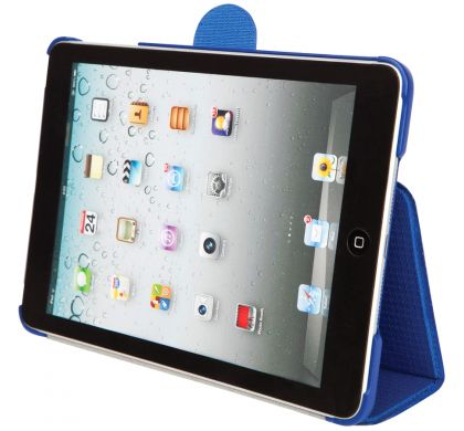 "STM Bags skinny Carrying Case (Flap) for 17.8 cm (7"") iPad mini - Blue BottomMaximum"