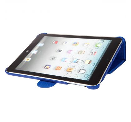 "STM Bags skinny Carrying Case (Flap) for 17.8 cm (7"") iPad mini - Blue TopMaximum"