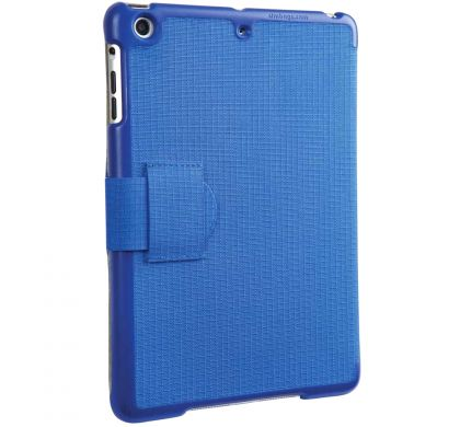 "STM Bags skinny Carrying Case (Flap) for 17.8 cm (7"") iPad mini - Blue RearMaximum"