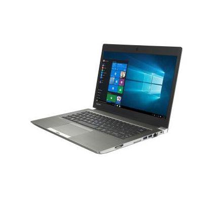 """TOSHIBA Portege Z30-C 33.8 cm (13.3"""") Ultrabook - Intel Core i5 (6th Gen) i5-6200U Dual-core (2 Core) 2.30 GHz - Cosmo Silver with Hairline"""