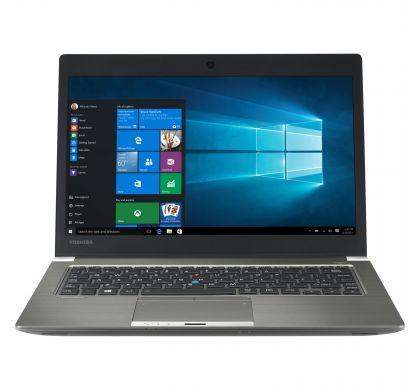 "TOSHIBA Portege Z30-C 33.8 cm (13.3"") Ultrabook - Intel Core i5 (6th Gen) i5-6200U Dual-core (2 Core) 2.30 GHz - Cosmo Silver with Hairline FrontMaximum"