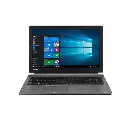 """TOSHIBA Tecra Z50-C 39.6 cm (15.6"""") Ultrabook - Intel Core i5 (6th Gen) i5-6300U Dual-core (2 Core) 2.40 GHz - Cosmo Silver with Hairline"""