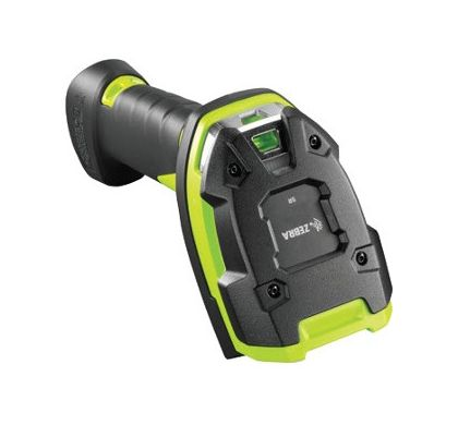 ZEBRA DS3608-SR Handheld Barcode Scanner - Cable Connectivity - Industrial Green TopMaximum