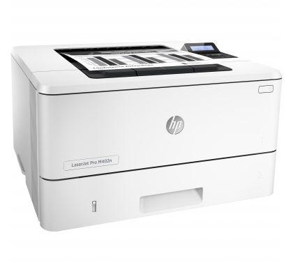 HP LaserJet Pro 400 M402N Laser Printer - Plain Paper Print - Desktop RightMaximum