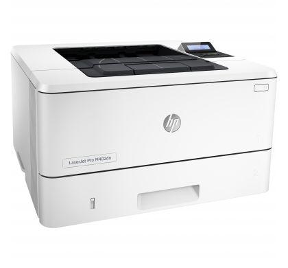HP LaserJet Pro 400 M402DN Laser Printer - Plain Paper Print - Desktop RightMaximum
