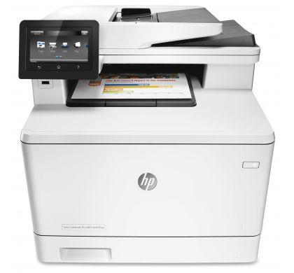 HP LaserJet Pro M477fnw Laser Multifunction Printer - Plain Paper Print