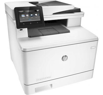 HP LaserJet Pro M477fnw Laser Multifunction Printer - Plain Paper Print RightMaximum