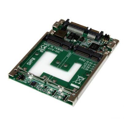 STARTECH .com DAS Array - 2 x HDD Supported