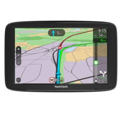 TOMTOM VIA 52 Automobile Portable GPS Navigator - Mountable, Portable FrontMaximum