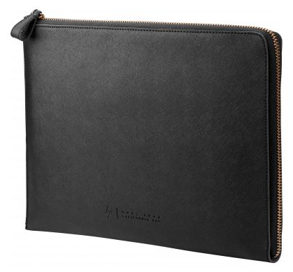 "HP Carrying Case (Sleeve) for 33.8 cm (13.3"") Notebook - Black LeftMaximum"