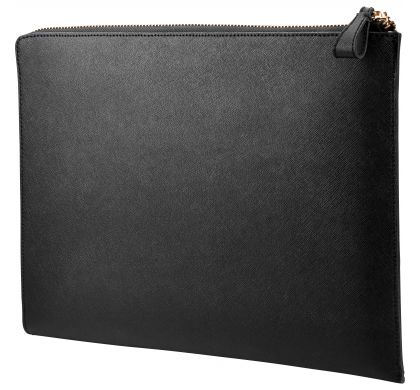 "HP Carrying Case (Sleeve) for 33.8 cm (13.3"") Notebook - Black RearMaximum"