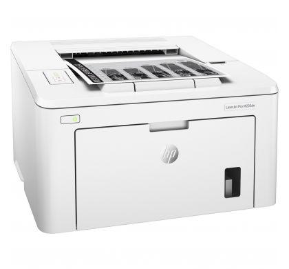 HP LaserJet Pro M203dn Laser Printer - Monochrome - 1200 x 1200 dpi Print - Plain Paper Print - Desktop RightMaximum