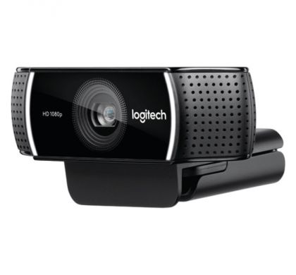 LOGITECH C922 Webcam - 60 fps - USB 2.0