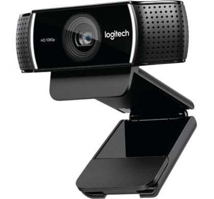 LOGITECH C922 Webcam - 60 fps - USB 2.0 LeftMaximum