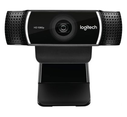 LOGITECH C922 Webcam - 60 fps - USB 2.0 FrontMaximum