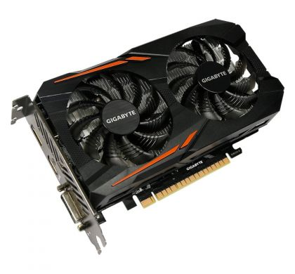 GIGABYTE Ultra Durable 2 GV-N105TOC-4GD GeForce GTX 1050 Ti Graphic Card - 1.34 GHz Core - 1.46 GHz Boost Clock - 4 GB GDDR5 - PCI Express 3.0 x16
