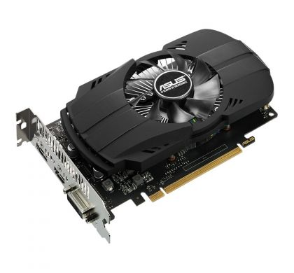 ASUS Phoenix PH-GTX1050-2G GeForce GTX 1050 Graphic Card - 1.35 GHz Core - 1.46 GHz Boost Clock - 2 GB GDDR5 - PCI Express 3.0 - Dual Slot Space Required
