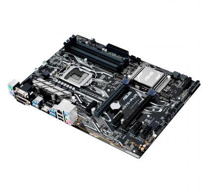 ASUS PRIME H270-PLUS Desktop Motherboard - Intel H270 Chipset - Socket H4 LGA-1151
